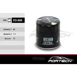 Фильтр масляный (Fortech) FO009
