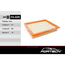 Фильтр воздушный (Fortech) FA029
