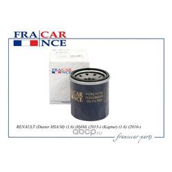 Фильтр масляный 2,0л (Francecar) FCR211118