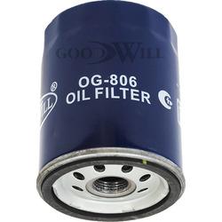 Фильтр масляный двигателя (Goodwill) OG806