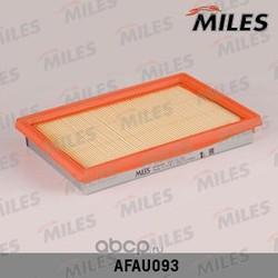 Фильтр воздушный NISSAN ALMERA/PRIMERA/SUNNY 1.4-2.0 -02/SUBARU LEGACY 1.8 -94 (Miles) AFAU093