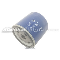 Масляный фильтр двигателя (ACDelco) 19347462