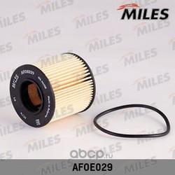 Фильтр масляный VW GOLF/JETTA/PASSAT 05-/AUDI A3/SKODA OCTAVIA 03- (Miles) AFOE029