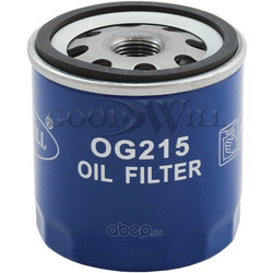 Фильтр масляный двигателя (Goodwill) OG215