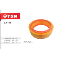 Фильтр воздушный (TSN) 91181