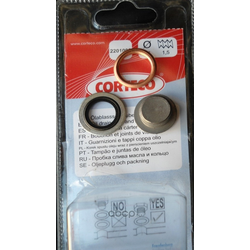 Резьбовая пробка, маслянный поддон (Corteco) 220100S