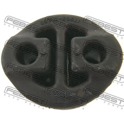 Подушка крепления глушителя (Febest) TEXB004