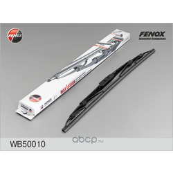 Щетка стеклоочистителя бескаркасная 510mm(а7,4) (FENOX) WB50010