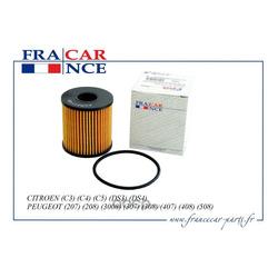 Фильтр масляный (Francecar) FCR211156