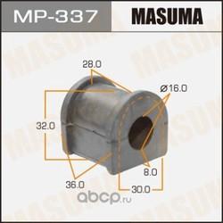 Втулка резиновая СПУ (Masuma) MP337