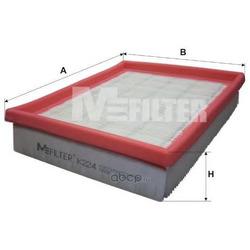 Фильтр воздушный (M-Filter) K224
