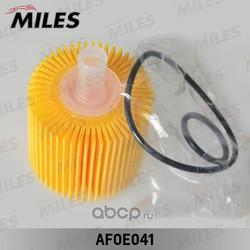 Фильтр масляный (вставка) LEXUS RX/TOYOTA CAMRY 3.5 06- (FILTRON OE685/1, MANN HU7019z) (Miles) AFOE041