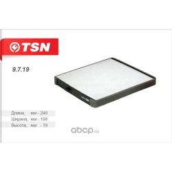 Фильтр салона (TSN) 9719