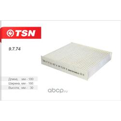 Фильтр салона (TSN) 9774