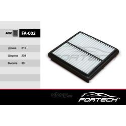 Фильтр воздушный (Fortech) FA002