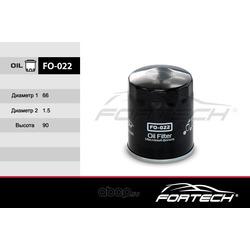 Фильтр масляный (Fortech) FO022