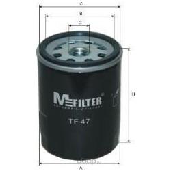 Фильтр масляный (M-Filter) TF47