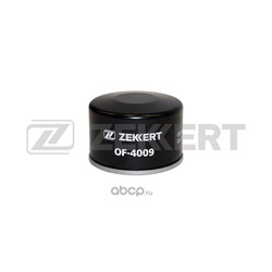 Масляный фильтр (Zekkert) OF4009