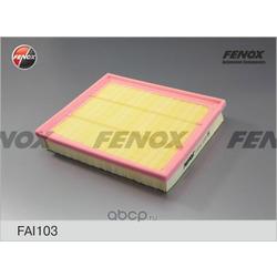 Воздушный фильтр (FENOX) FAI103
