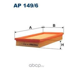 Фильтр воздушный Filtron (Filtron) AP1496