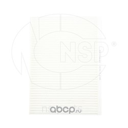 Фильтр салонный KIA Cee'd (NSP) NSP02971331H000