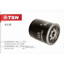 Фильтр топливный (TSN) 9376