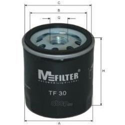 Фильтр масляный (M-Filter) TF30