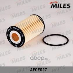 Фильтр масляный OPEL/CHEVROLET 1.0/1.2/1.4/1.6/1.8 04- (Miles) AFOE027