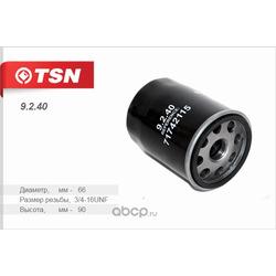 Фильтр масляный (TSN) 9240