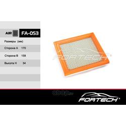 Фильтр воздушный (Fortech) FA053