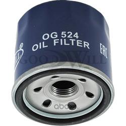 Фильтр масляный двигателя (Goodwill) OG524
