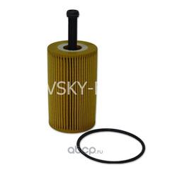 Фильтр масляный (NEVSKY FILTER) NF1313