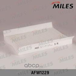 Фильтр салона HYUNDAI i30/KIA CEED 07- (Miles) AFW1229