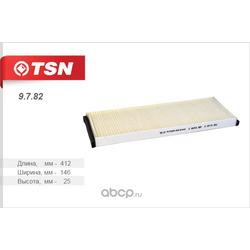 Фильтр салона (TSN) 9782