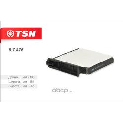 салонный фильтр (TSN) 97476