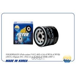 Фильтр масляный (AMD) AMDFL719