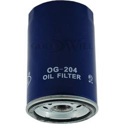 Фильтр масляный двигателя (Goodwill) OG204