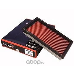 Фильтр воздушный NISSAN NOTE 1.6 /QASHQAI 1.5 DCI/TIIDA 1.6-1.8 I (KORTEX) KA0081