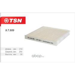 Фильтр салона (TSN) 97889