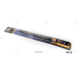 Щетка стеклоочистителя каркасная (HOLA) HB18