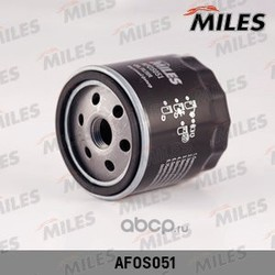 Фильтр масляный OPEL ASTRA G/H/VECTRA C/ZAFIRA 1.4-2.0 (Miles) AFOS051