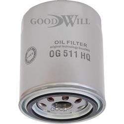 Фильтр масляный двигателя (Goodwill) OG511HQ