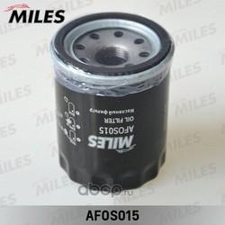 Фильтр масляный MITSUBISHI/OPEL/ROVER (Miles) AFOS015