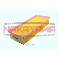 Фильтр воздушный AUDI 100 78-82, 82-90 (NAKAYAMA) FA119NY
