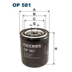 Фильтр масляный Filtron (Filtron) OP581