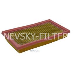 Фильтр воздушный (NEVSKY FILTER) NF5445M