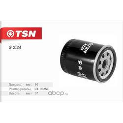 Фильтр масляный (TSN) 9224