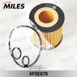 Фильтр масляный BMW E46/E81/E87/E90/X3 1.6-2.0 (Miles) AFOE079