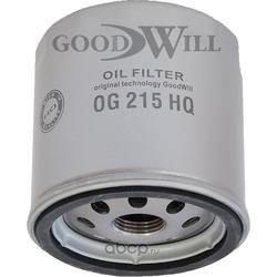 Фильтр масляный двигателя (Goodwill) OG215HQ