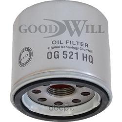 Фильтр масляный двигателя (Goodwill) OG521HQ